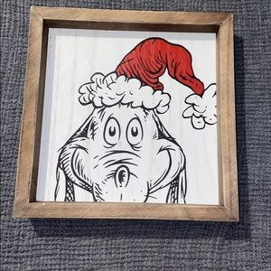 Dr Seuss Christmas Decor